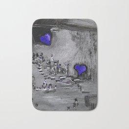 Purple Passion Manufacturing Company Bath Mat