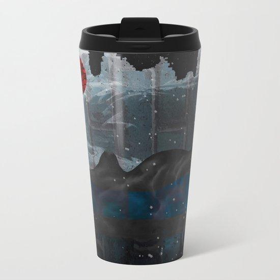 This Undue Recourse Metal Travel Mug