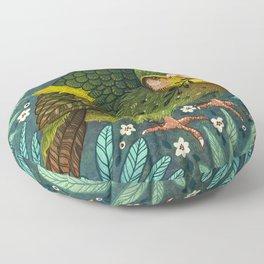 Kakapo Floor Pillow