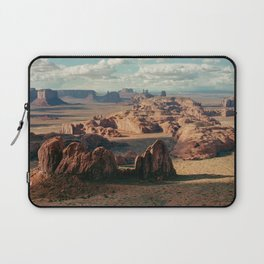 Monument Valley Overview Laptop Sleeve