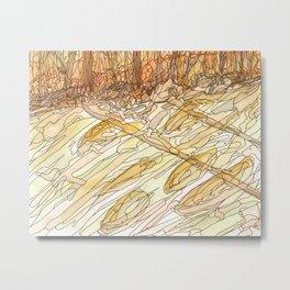 Eno River #32 Metal Print