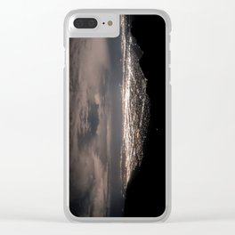 City Lights Clear iPhone Case