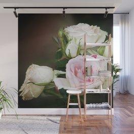 pink rose 2 Wall Mural
