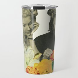 Flower Collectors Travel Mug