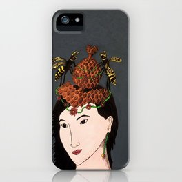 Hornet Hive iPhone Case