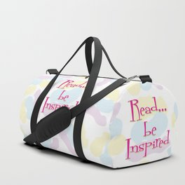 Read..be Inspired Duffle Bag