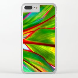 Ti Leaf Special Order Clear iPhone Case