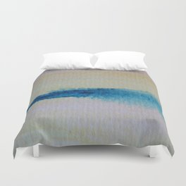 Aquascape 2 Duvet Cover