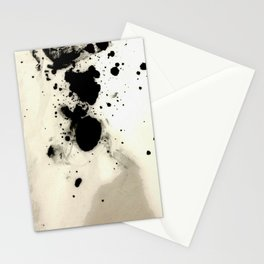 Splatter Spill Stationery Cards