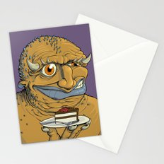 Cake is cake Stationery Cards