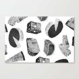 CHEESY Canvas Print