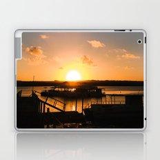 Sun is Going Down Laptop & iPad Skin