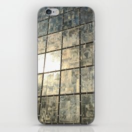 Mirror Glass iPhone Skin