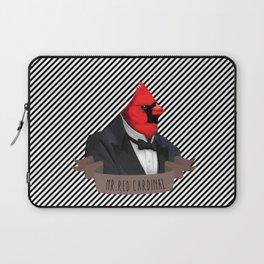 MR.RED CARDINAL Laptop Sleeve