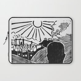 Face Up Laptop Sleeve