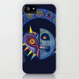 Bosses Remains iPhone Case