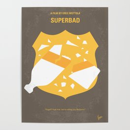 No315 My Superbad mmp Poster