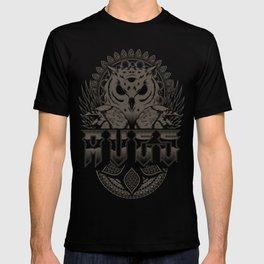 Dark Birds of the Greek T-shirt