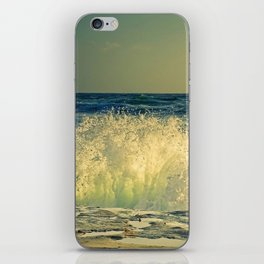 Splash Into Me iPhone Skin