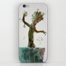 Baby Groot iPhone Skin