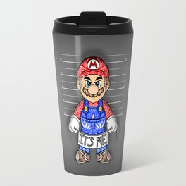 It's ME, Evil Mario !  Travel Mug