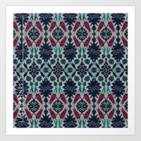 persian Art Prints featuring Persian Feel by lalaprints