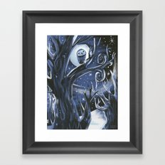 On a Night Like This Framed Art Print