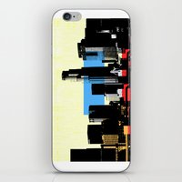 los angeles iPhone & iPod Skins featuring Los Angeles by Amy Smith - ColorScape