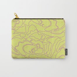 Pastel Pattern III Carry-All Pouch