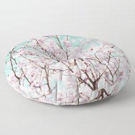 Sakura Tree Floor Pillow