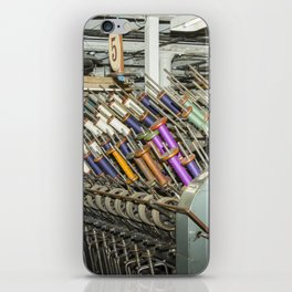 Bobbin Along iPhone Skin