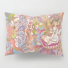Feast of Saint Lucy Pillow Sham