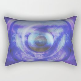 Third Eye Mind | Third Eye Chakra Rectangular Pillow