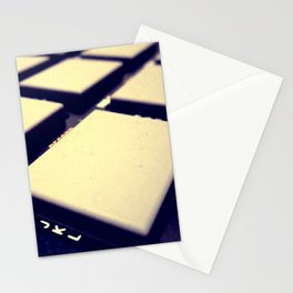Drum Machine Stationery Cards
