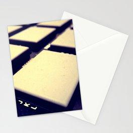 Drum Machine Stationery Cards