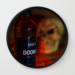 Doomed Wall Clock