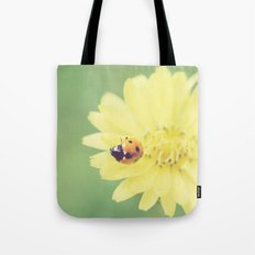 A Flower for My Lady Tote Bag