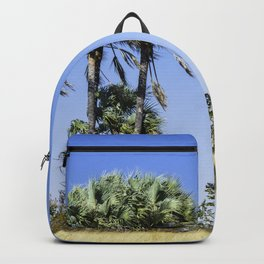 African Palm Backpack