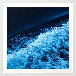 Sea 11 Art Print