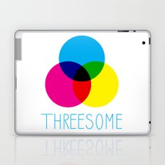 Threesome Laptop & iPad Skin