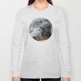 Marble & Copper 2 Long Sleeve T-shirt
