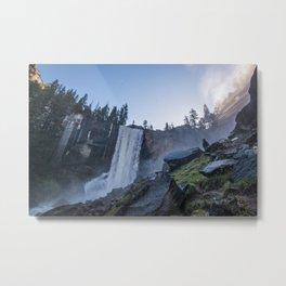 Vernal Falls, Yosemite National Park Metal Print