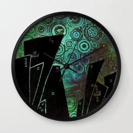 La City - New 2 Wall Clock