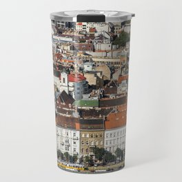 Budapest from Above Travel Mug