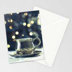 What Remains - Gold Stationery Cards