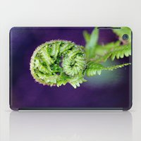 fern iPad Cases featuring Fern by LoRo  Art & Pictures