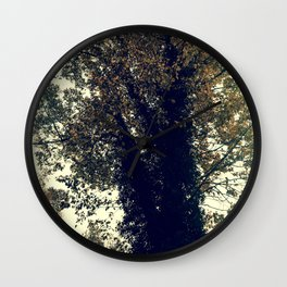 The Trees - Just The Two Of Us Wall Clock