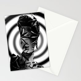 Our Lady of Spiders in Black and White Stationery Cards