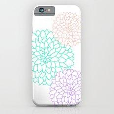 DAHLIAS Slim Case iPhone 6s