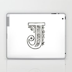 j is for Laptop & iPad Skin